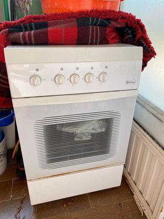 Cocina de gas Balay
