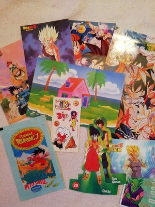 5 lote Dragon Ball
