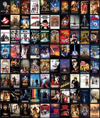 Carteles de cine y televisión