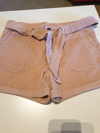 Pantalón de pana niña de Zara nuevo