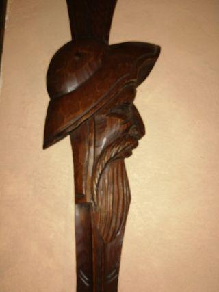 Adorno madera