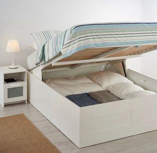 Somier canapé abatible Ikea 160x200cm
