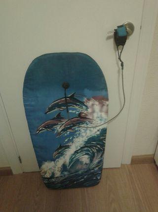 tabla surf playa