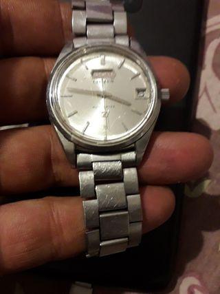 reloj citizen auto dater 7