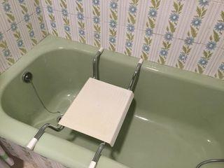 Banqueta para baño