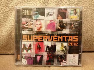CD Superventas 2012