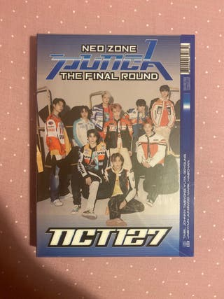 kpop nct 127 neo zone the final round