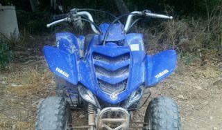Quad Yamaha Raptor YFM 80