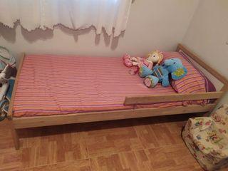 cama niño/a infantil ikea