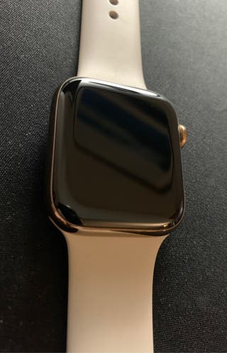 Apple Watch series 4 GPS Cellular Acero inoxidable