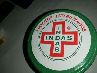Caja de gasas Indas S. A
