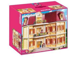 Casa de playmobil grande