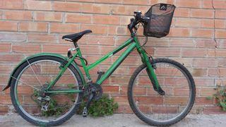 Bicicleta BTWIN De Montaña