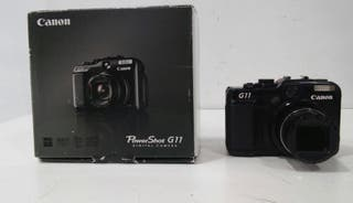 Camara Compacta Canon G11