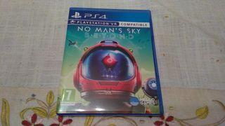 NO MAN'S SKY BEYOND VR PS4