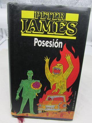 Posesión, novela de Peter james