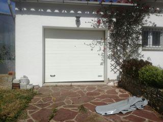 puerta automatica de garaje