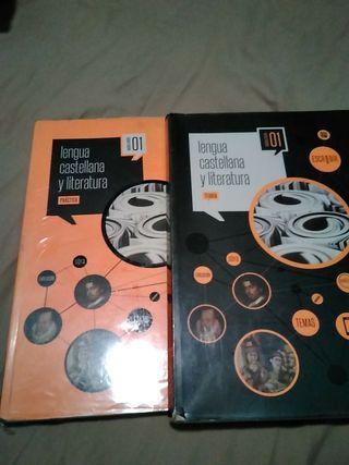 libro de lengua y literatura 1 bachillerato