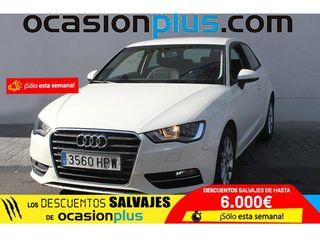 Audi A3 1.6 TDI Attraction Edición especial 77kW (105CV)