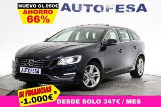 Volvo V60 Hybrid 2.4 285cv AWD 5p Auto