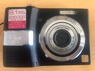 Cámara digital Panasonic 8mpx