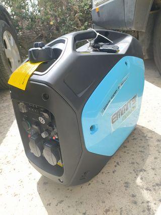 Generador eléctrico inverter