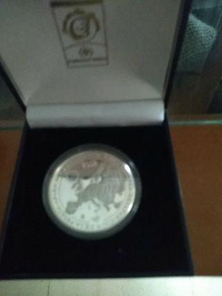 Moneda conmemorativa Unión Europea