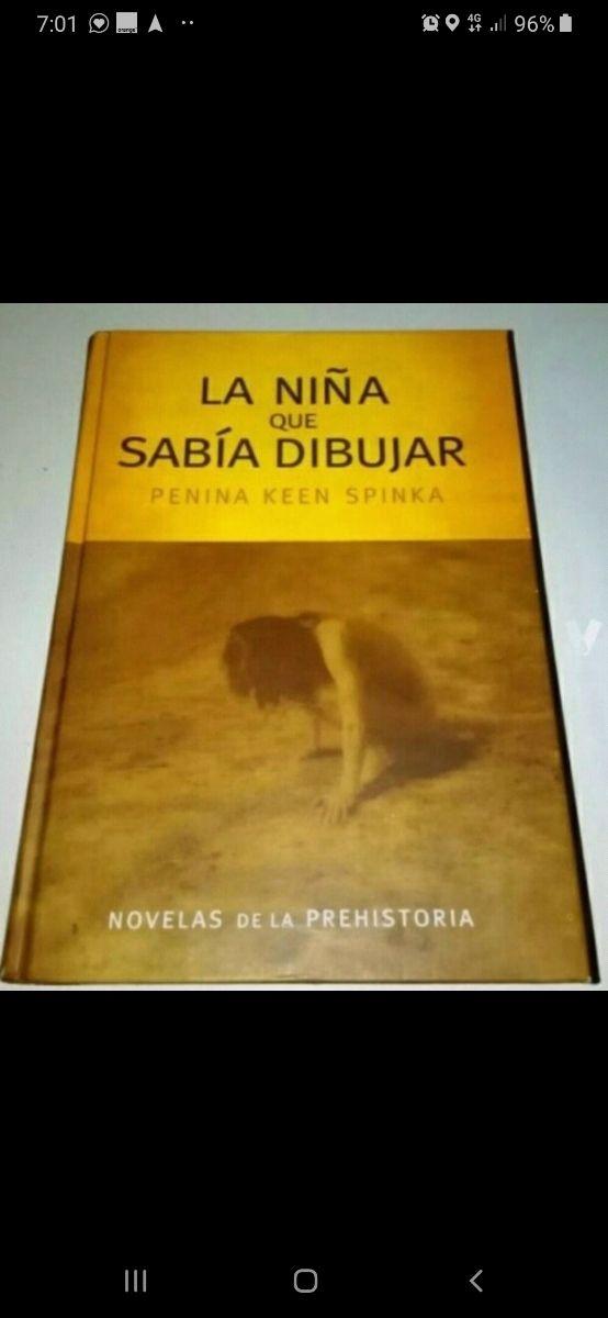 LIBRO LA NIÑA QUE SABIA DIBUJAR