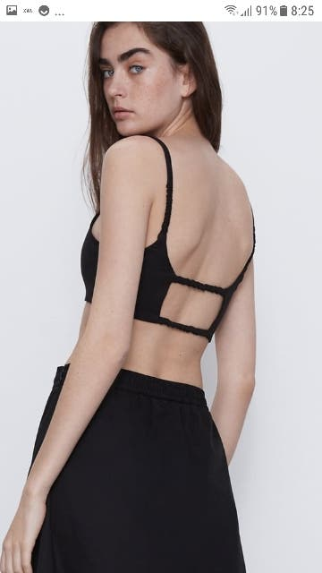 Top cropped negro