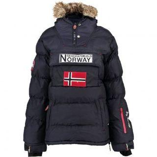 GEOGRAPHICAL NORWAY. CAZADORAS, CHAQUETAS. LOTES.