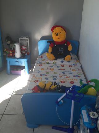 habitacion infantil completa