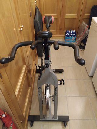 Bicicleta estática Runfit fitness racing indoor