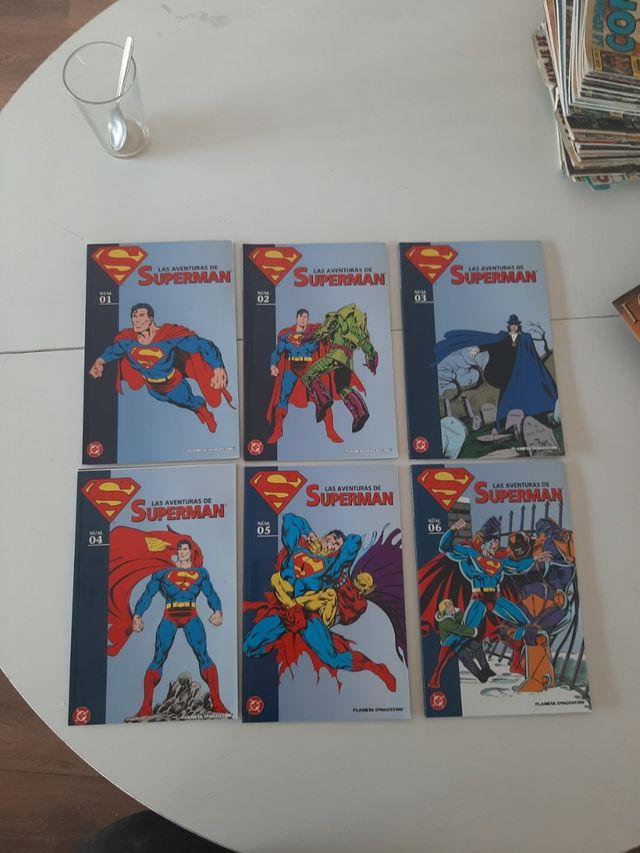 Cómics Superman de John Byrne