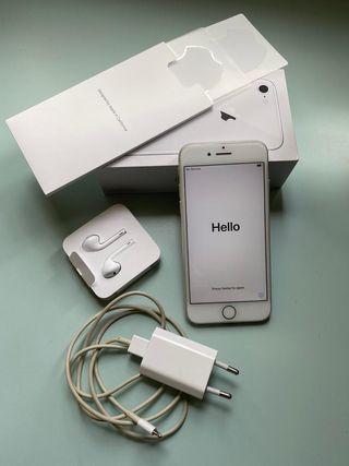 Iphone 8 64 GB. Blanco. Como nuevo