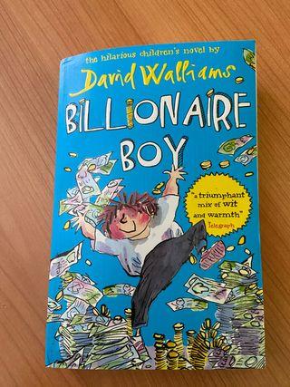 Billionaire boy (David Walliams)