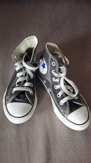 Zapatillas CONVERSE niño/a, talla EUR 27 (17 cms)