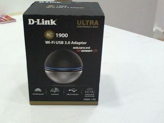D-Link DWA-192 Adaptador De Red - SuperSpeed USB 3