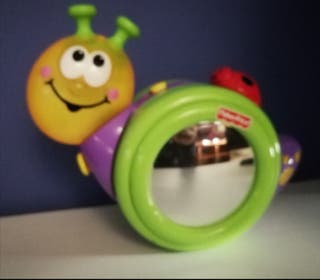 Caracol musical 123 - juguete bebe fisher price