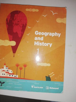 libro geography and history