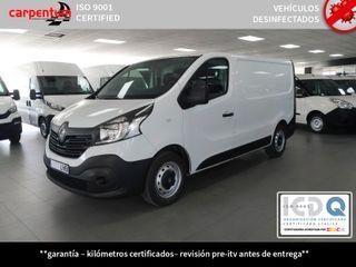 Renault Trafic L1 H1 1.6DCI ACRISTALADA CON GANCHO