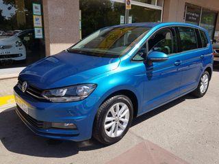 Volkswagen Touran 1.6 tdi 115cv
