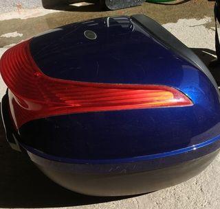 Maleta trasera para moto, caja transporte Honda