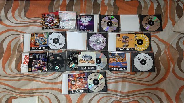 Juegos Pinball ps1 Lote