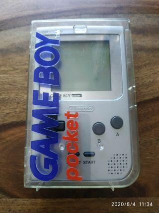 Gameboy pocket pack