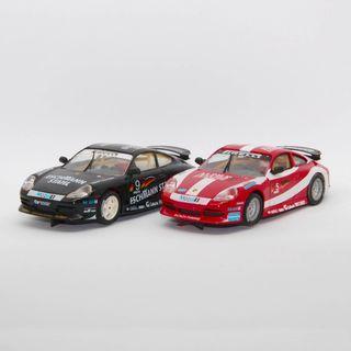 Lote 2 x Porsche 911 GT3 Supercup Proslot NUEVOS