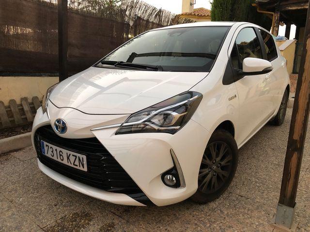 Toyota Yaris hybrid 2019 6500km