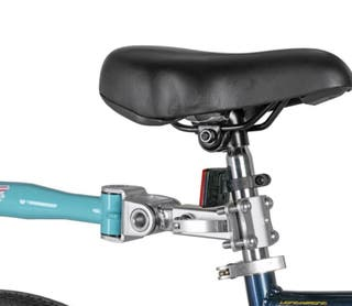 Tandem bicicleta para niños hasta 8 años