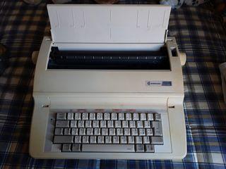 Maquina de escribir elecrónica