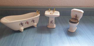 Baño Casa de Muñecas