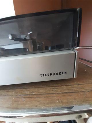 Tocadisco telefunken